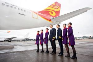 vuelos a hongkong