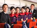 tripulación vuelos a hongkong